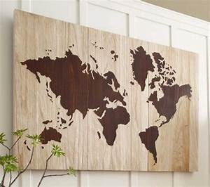 Wandbilder Aus Holz : 40 verbl ffende ideen f r wanddeko aus holz ~ Frokenaadalensverden.com Haus und Dekorationen