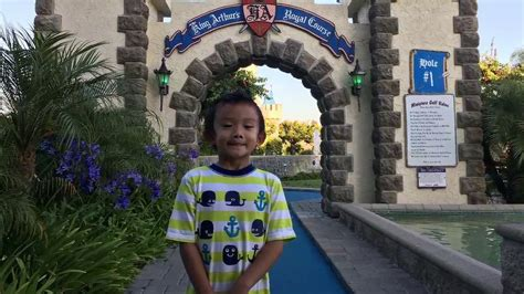 Do you have children with a lot of energy? Let's Play REAL Serious FUN Mini Golf Boomers (Vista ...