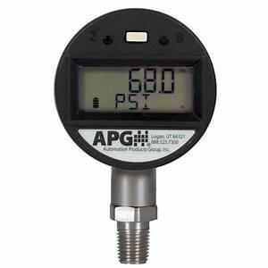 General Purpose Digital Pressure Gauges