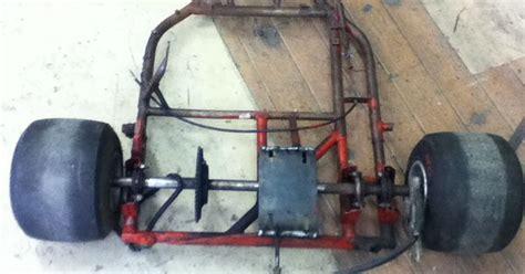 Motorized Drift Trike Build