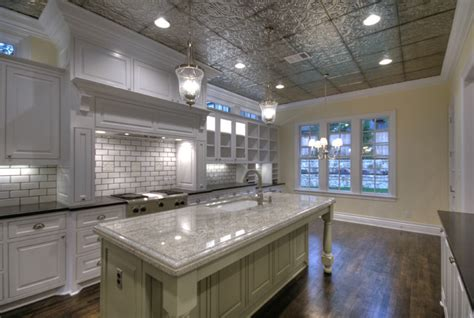 redoing bathroom ideas kitchen ceilings tin tiles traditional kitchen