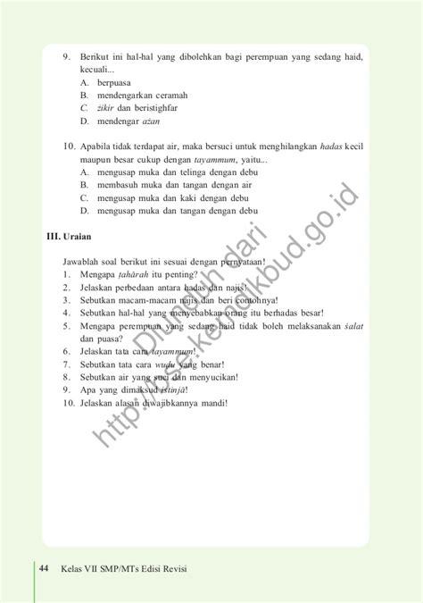 >> video soal tematik kelas 4 sd tema 7 subtema 1 keragaman suku bangsa dan agama di. Kunci Jawaban Buku Agama Islam Kelas 7 Kurikulum 2013 ...
