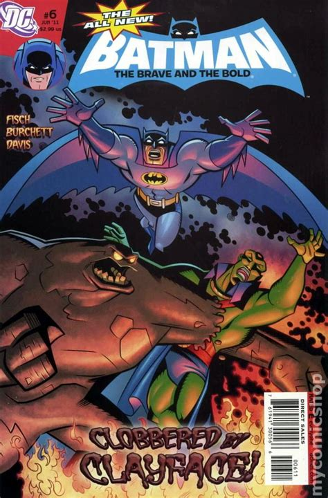 Bold All by Batman The Brave And The Bold 2011 Dc All New Comic Books