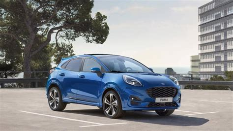 ford puma suv breaks cover carbuyer