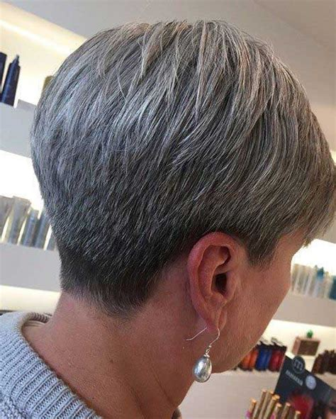 pics   short hairstyles  older women short