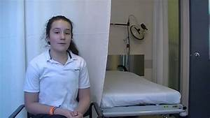 Bracing for Scoliosis - Teen Report 1 - YouTube