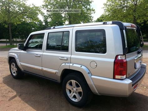 jeep commander 2012 2012 jeep commander 4 7 limited sports automatic with lpg