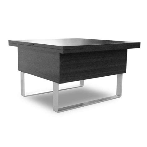 More than 50000 convertible coffee table dining table at pleasant prices up to 28 usd fast and free worldwide shipping! MODERN SENSIBILITY Milan - Convertible Coffee Dining Table | Sounds Fantastic