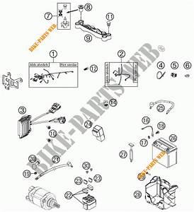 2012 Ktm 450 Xc W Wiring Diagram