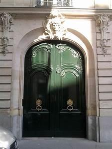 paris architecture porte d39entree d39immeuble With ouverture de porte paris 9eme