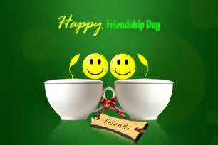 Happy International Friendship Day