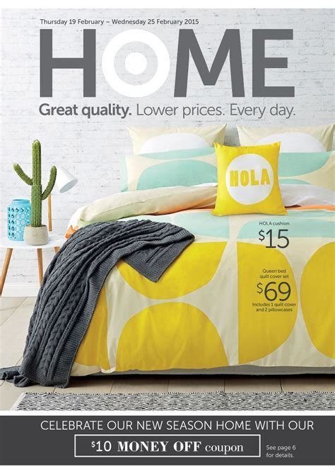 Target Home Ware Catalogue February 2015