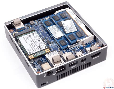 pc bureau intel i7 gigabyte brix review compact mini pc from celeron to