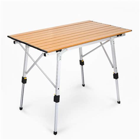 aluminum portable folding table metal aluminum outdoor sets portable folding picnic table