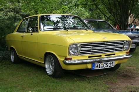 Opel Kadett by Entmontage Opel Kadett
