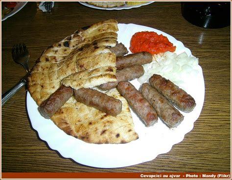 cuisine ottomane cuisine bosniaque et bosnienne que manger en bosnie