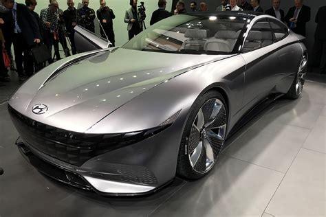 Hyundai Previews Le Fil Rouge Concept Car  Car Magazine