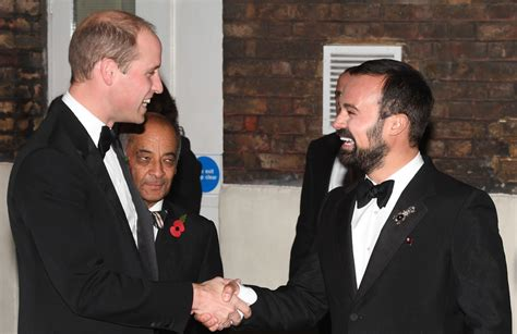 Prince William, Evgeny Lebedev - Prince William and Evgeny ...