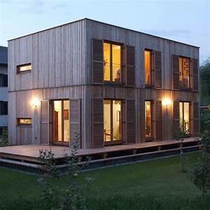 Haus Anbau Modul : t u s modulhaus produktion haus g t u s modulhaus ~ Lizthompson.info Haus und Dekorationen