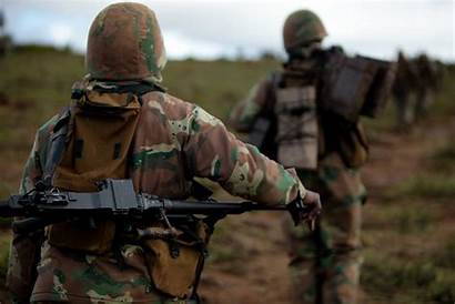 Sa Troops Un Worst Offenders South Army