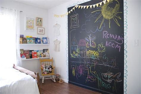 6 Ways To Decorate The Walls In Kids Bedrooms