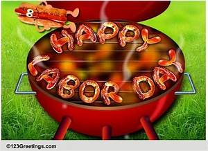 Labor Day Bar-B-Que! Free Happy Labor Day eCards, Greeting ...