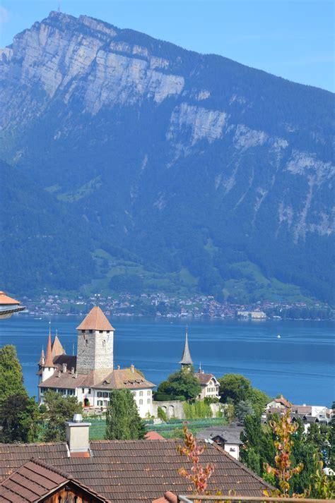 Photoblog Of Spiez A Small Town In Switzerland