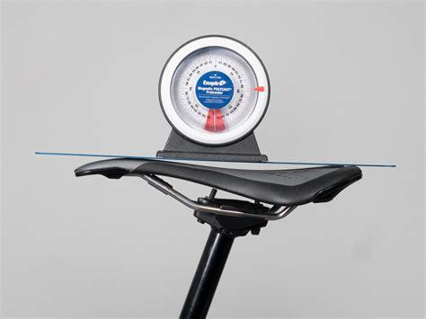 saddle mtb positioning chart tool drop bob aft level park fore parktool