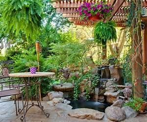 Gartengestaltung Bilder Kleiner Garten : gartengestaltung kleiner garten ideen gartengestaltung ~ Lizthompson.info Haus und Dekorationen