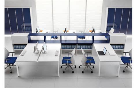 bureau plan de travail ubi mobilier operatifs aménagement espace de travail à