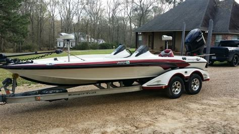 Used Ranger Boats In Louisiana by 2009 Ranger Z21 Intracostal Bass Boat For Sale In Baton
