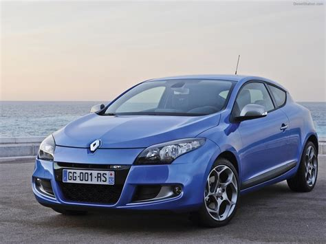 Renault Megane Coupe Gt 2018 Exotic Car Image 10 Of 24