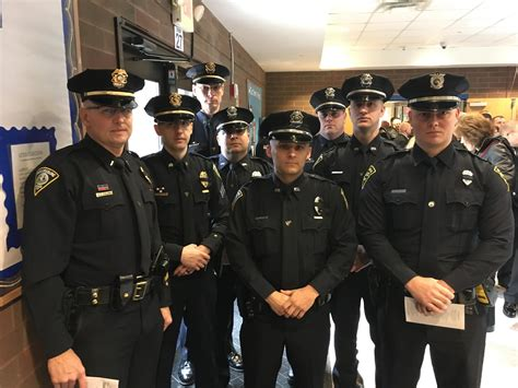 Funeral Honors Westerville Police Officers Killed In Line