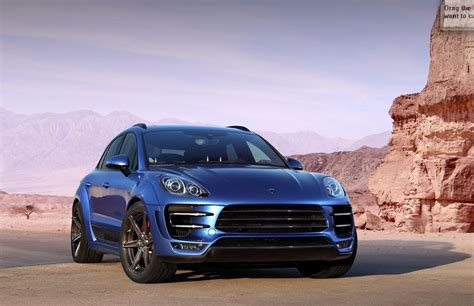 Porsche Macan Modification by Porsche Macan By Topcar Carz Tuning
