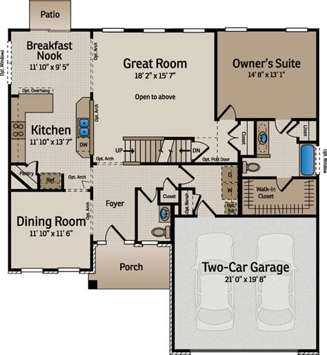 Home Builder Floor Plans by New Home Builder Floor Plans And Home Designs Available