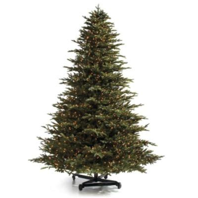 deluxe fraser christmas tree with fliptree stand storage bag holidays pinterest