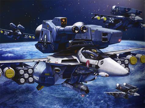 Robotech Macross Saga Ace Pilots Vs Mobil Suit Gundam Ace