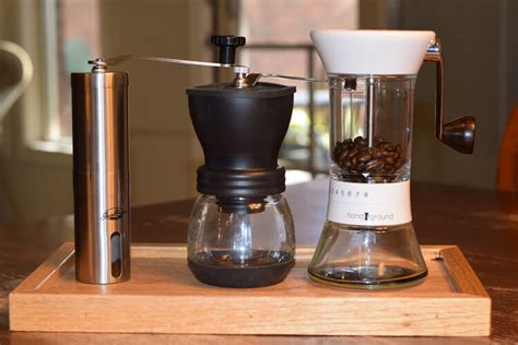 Best Manual Coffee Grinders Of 2018 Coffee Bags At Tesco Organic Vs Green Tea Portland Or Production Oak Table With Shelf Yirgacheffe Jasper Dip