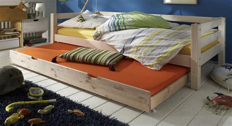 Kinderbett Mit Bett Zum Ausziehen by Jugendbett Zum Ausziehen Aus Massivholzbett Paradise