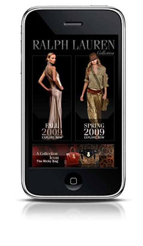 clothing apps for iphone at fashion week iphone apps are the new black ny daily news