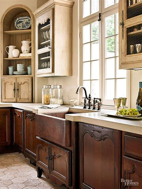 country kitchen furniture a kitchen with flair the two kitchens and 2801