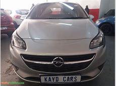 2016 Opel Corsa Eco Flex used car for sale in Johannesburg