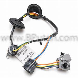 Land Rover Lr4 Genuine Oem Factory Trailer Tow Wiring Harness Vplat0013 Vplat0137