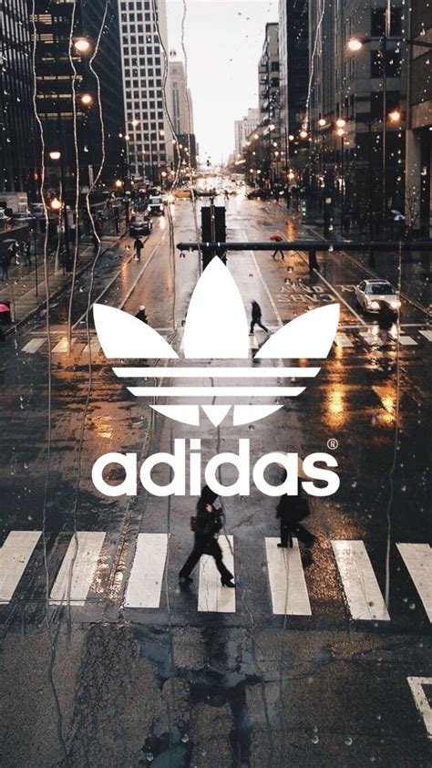 adidas screensaver  york rainy city photography scenery