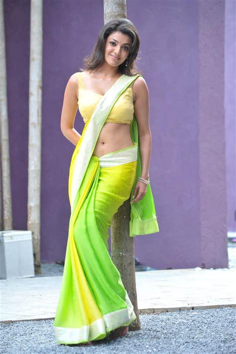 Bollywood Glamour Girls Kajal Agarwal Very Hot Spicy
