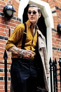 Style Rockabilly Homme : 222 best homme images on pinterest man style men fashion and mens fashion ~ Dode.kayakingforconservation.com Idées de Décoration