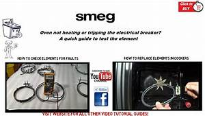 Smeg Oven Is Not Heating Or Tripping The Electrical