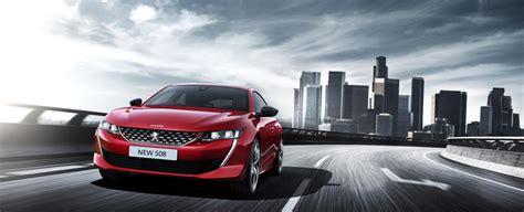 New Peugeot 508: Discover the premium radical sedan