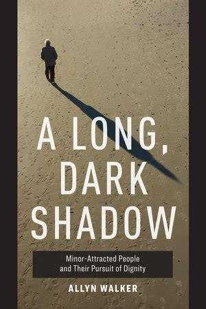 long dark shadow  allyn walker paperback