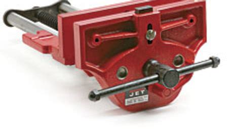 jet    quick release bench vise finewoodworking
